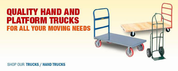Hand Trucks Platform Trucks